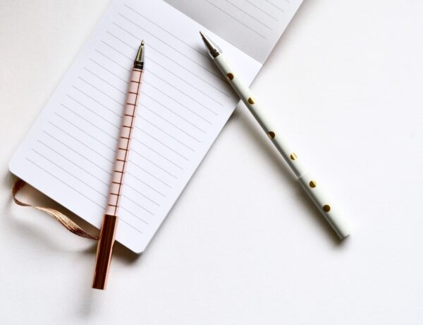 penne e taccuino