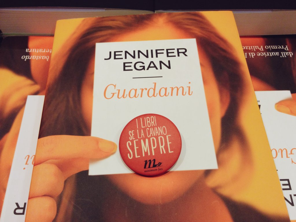 guardami di jennifer egan