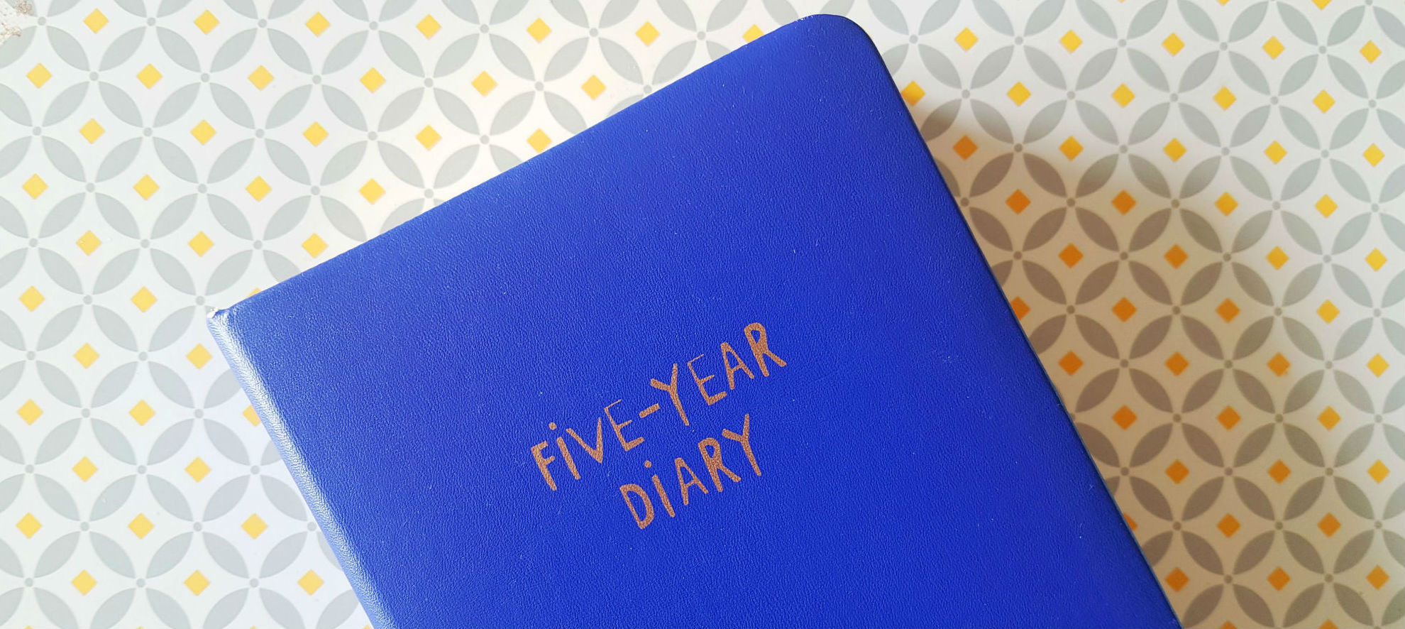 five-year diary